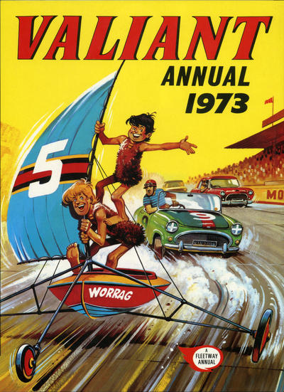 Cover for Valiant Annual (IPC, 1963 series) #1973
