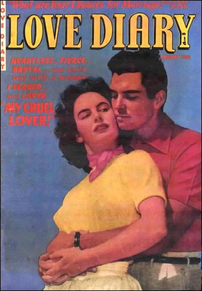 Cover for Love Diary (Orbit-Wanted, 1949 series) #30