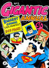 Cover for Gigantic Annual (K. G. Murray, 1958 series) #5