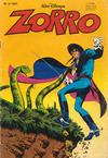 Cover for Zorro (Egmont Ehapa, 1979 series) #2/1981