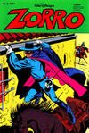 Cover for Zorro (Egmont Ehapa, 1979 series) #8/1981
