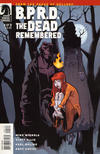 Cover Thumbnail for B.P.R.D.: The Dead Remembered (2011 series) #1 [Karl Moline variant cover]
