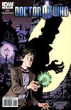 Cover for Doctor Who (IDW, 2011 series) #3 [Cover RI]