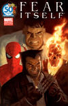 Cover Thumbnail for Fear Itself (2011 series) #1 [50 Years of Fantastic Four Variant Edition]