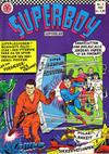 Cover for Superboy (Serieforlaget / Se-Bladene / Stabenfeldt, 1967 series) #3/1967