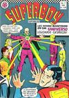 Cover for Superboy (Serieforlaget / Se-Bladene / Stabenfeldt, 1967 series) #7/1967