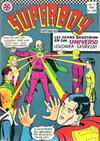 Cover for Superboy (Serieforlaget / Se-Bladene / Stabenfeldt, 1967 series) #7/1967