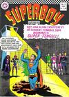 Cover for Superboy (Serieforlaget / Se-Bladene / Stabenfeldt, 1967 series) #5/1967