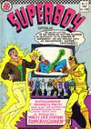 Cover for Superboy (Serieforlaget / Se-Bladene / Stabenfeldt, 1967 series) #4/1967