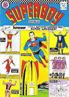 Cover for Superboy (Serieforlaget / Se-Bladene / Stabenfeldt, 1967 series) #12/1967