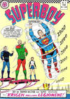 Cover for Superboy (Serieforlaget / Se-Bladene / Stabenfeldt, 1967 series) #4/1968
