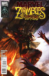 Cover for Marvel Zombies Supreme (Marvel, 2011 series) #2