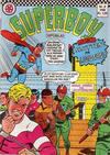 Cover for Superboy (Serieforlaget / Se-Bladene / Stabenfeldt, 1967 series) #8/1968
