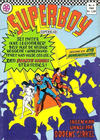 Cover for Superboy (Serieforlaget / Se-Bladene / Stabenfeldt, 1967 series) #4/1969