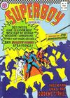 Cover for Superboy (Serieforlaget / Se-Bladene / Stabenfeldt, 1967 series) #4/1969