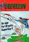 Cover for Superboy (Illustrerte Klassikere / Williams Forlag, 1969 series) #11/1976