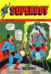 Cover for Superboy (Illustrerte Klassikere / Williams Forlag, 1969 series) #5/1972