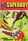 Cover for Superboy (Illustrerte Klassikere / Williams Forlag, 1969 series) #5/1973