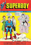 Cover for Superboy (Illustrerte Klassikere / Williams Forlag, 1969 series) #6/1970