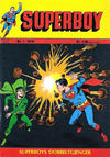 Cover for Superboy (Illustrerte Klassikere / Williams Forlag, 1969 series) #7/1970