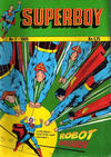 Cover for Superboy (Illustrerte Klassikere / Williams Forlag, 1969 series) #7/1969