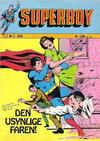 Cover for Superboy (Illustrerte Klassikere / Williams Forlag, 1969 series) #2/1970
