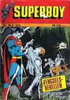 Cover for Superboy (Illustrerte Klassikere / Williams Forlag, 1969 series) #8/1970