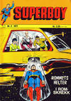 Cover for Superboy (Illustrerte Klassikere / Williams Forlag, 1969 series) #2/1971