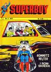 Cover for Superboy (Illustrerte Klassikere / Williams Forlag, 1969 series) #2/1971