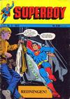 Cover for Superboy (Illustrerte Klassikere / Williams Forlag, 1969 series) #3/1971