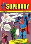 Cover for Superboy (Illustrerte Klassikere / Williams Forlag, 1969 series) #6/1971