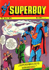 Cover for Superboy (Illustrerte Klassikere / Williams Forlag, 1969 series) #6/1971