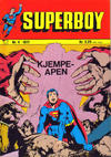 Cover for Superboy (Illustrerte Klassikere / Williams Forlag, 1969 series) #4/1971