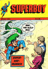 Cover for Superboy (Illustrerte Klassikere / Williams Forlag, 1969 series) #6/1973