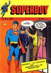 Cover for Superboy (Illustrerte Klassikere / Williams Forlag, 1969 series) #2/1972