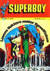 Cover for Superboy (Illustrerte Klassikere / Williams Forlag, 1969 series) #11/1974