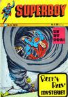 Cover for Superboy (Illustrerte Klassikere / Williams Forlag, 1969 series) #9/1973