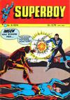 Cover for Superboy (Illustrerte Klassikere / Williams Forlag, 1969 series) #9/1974