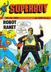 Cover for Superboy (Illustrerte Klassikere / Williams Forlag, 1969 series) #10/1974