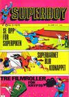 Cover for Superboy (Illustrerte Klassikere / Williams Forlag, 1969 series) #3/1975