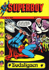 Cover for Superboy (Illustrerte Klassikere / Williams Forlag, 1969 series) #4/1974