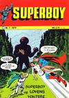 Cover for Superboy (Illustrerte Klassikere / Williams Forlag, 1969 series) #7/1974
