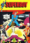Cover for Superboy (Illustrerte Klassikere / Williams Forlag, 1969 series) #6/1974