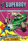 Cover for Superboy (Illustrerte Klassikere / Williams Forlag, 1969 series) #2/1974