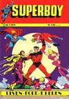 Cover for Superboy (Illustrerte Klassikere / Williams Forlag, 1969 series) #3/1974
