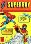 Cover for Superboy (Illustrerte Klassikere / Williams Forlag, 1969 series) #1/1974