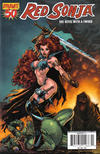 Cover Thumbnail for Red Sonja (2005 series) #50 [Art Adams Cover]