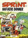 Cover for Sprint (Semic, 1986 series) #24 - Mafiaens bønner [2. opplag]