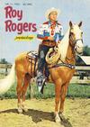 Cover for Roy Rogers (Serieforlaget / Se-Bladene / Stabenfeldt, 1954 series) #11/1955