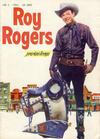 Cover for Roy Rogers (Serieforlaget / Se-Bladene / Stabenfeldt, 1954 series) #5/1955